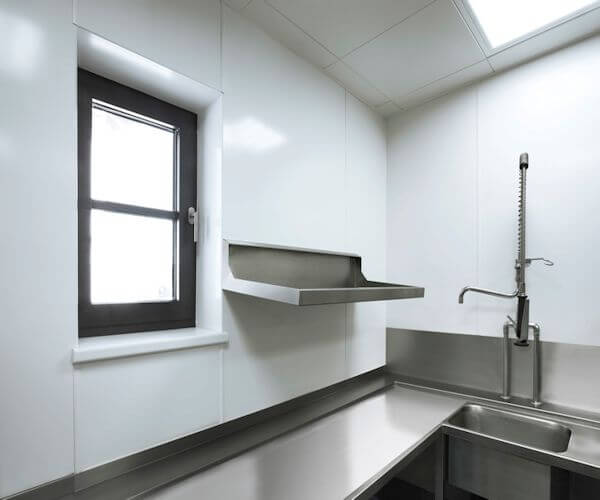 Commercial Kitchen Wall Cladding Systems Abraxas