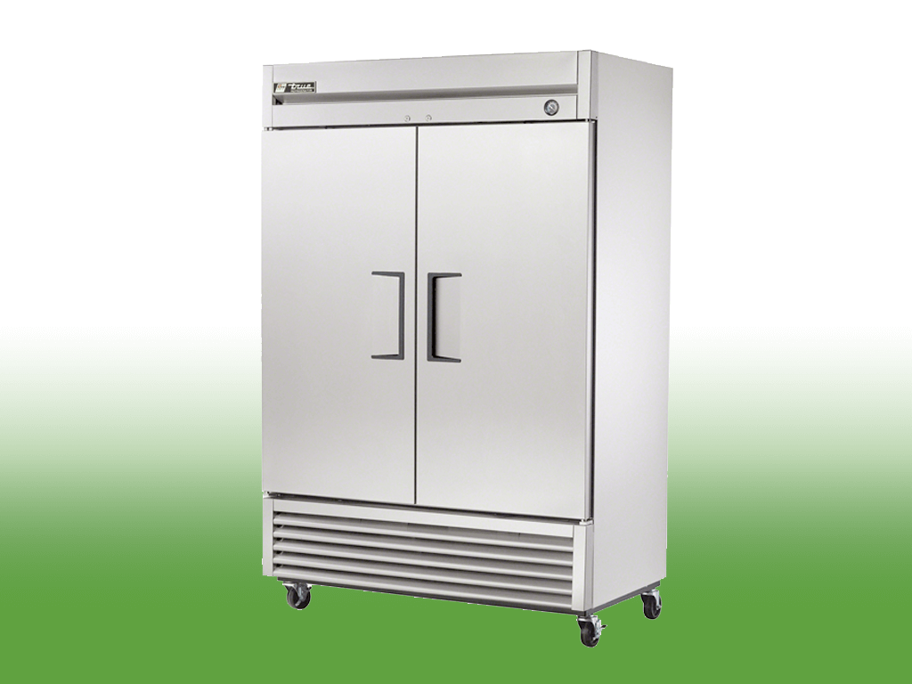 TRUE Double Door Freezer