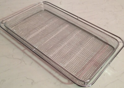 Combination Oven Frying Basket Size: 1/1GN