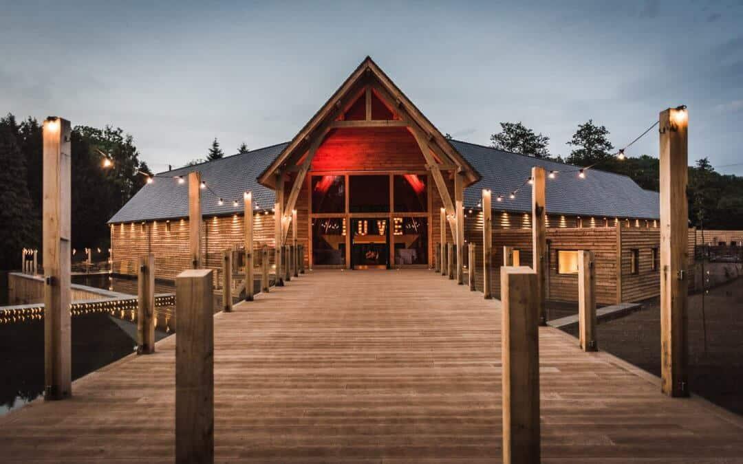 Mill Barns: Exclusive Use Wedding Venue